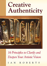Creative Authenticity - book cover