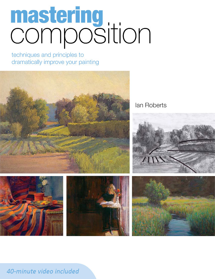 Mastering composition - book cover