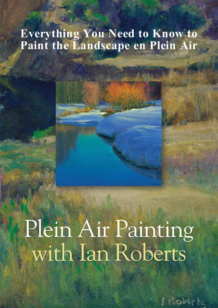 Plein Air Painting with Ian Roberts - video cover