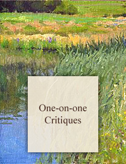 One-on-one Critiques